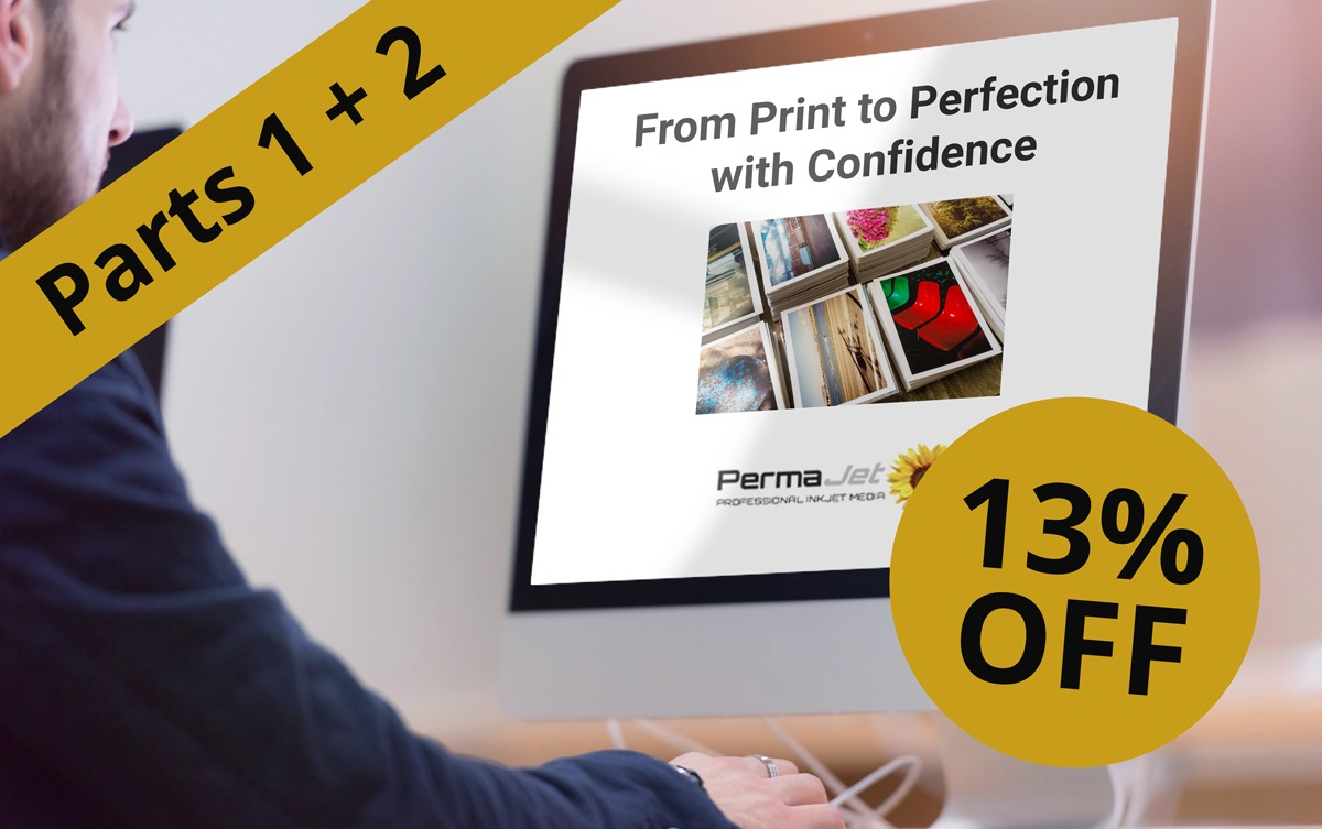 From Print To Perfection With Confidence (Part 1 & 2) | Webinar Online Workshop