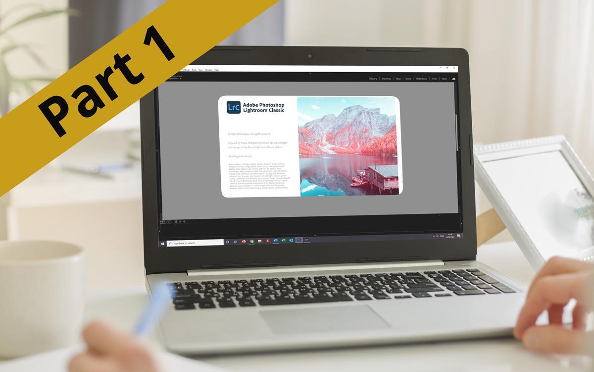 Introduction To Lightroom Part 1 | Webinar Online Workshop